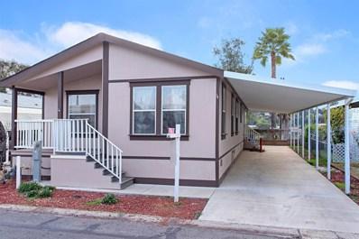 1120 E Mission Rd UNIT 14, Fallbrook, CA 92028 - MLS#: 200003219