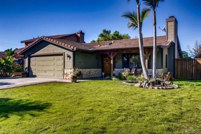 841 La Strada Street, Fallbrook, CA 92028 - MLS#: 200003462