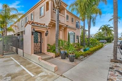 3736 1st Avenue, San Diego, CA 92103 - #: 200003591