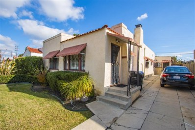 4445 33rd Place, San Diego, CA 92116 - #: 200003707