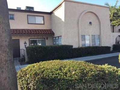 294 Chambers Street UNIT 33, El Cajon, CA 92020 - #: 200003723
