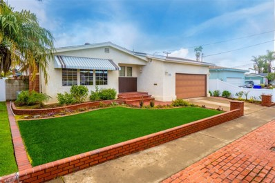 3845 Armstrong St, San Diego, CA 92111 - #: 200003896