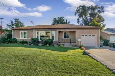 7387 Pomona Way, La Mesa, CA 91942 - #: 200003954