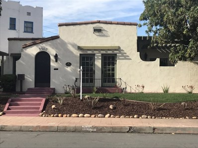 2502 San Marcos Ave, San Diego, CA 92104 - #: 200004002