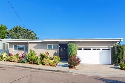 3711 Hawk St, San Diego, CA 92103 - #: 200004066