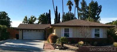 16868 Cresta Drive, San Diego, CA 92128 - #: 200004134