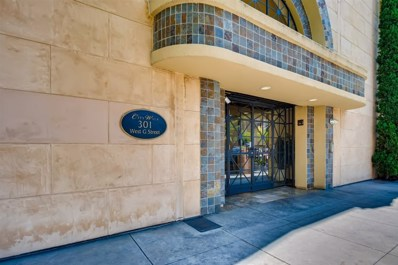 301 W G UNIT 101, San Diego, CA 92101 - #: 200004136
