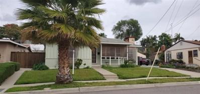 6581 Cartwright St., San Diego, CA 92120 - #: 200004621