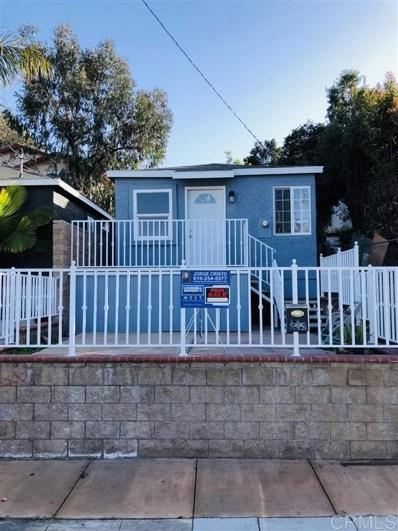 2985 Clay Ave, San Diego, CA 92113 - MLS#: 200007272