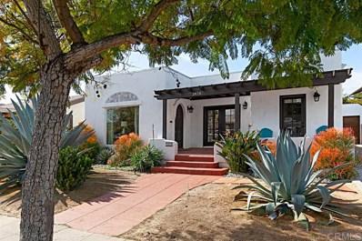 3416 Grim Ave, San Diego, CA 92104 - #: 200008380