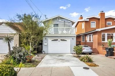 1818 Dale, San Diego, CA 92102 - #: 200008761