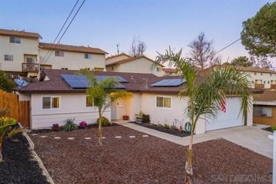 3559 51St St, San Diego, CA 92105 - #: 200008919