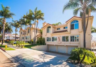 909 Agate St UNIT 6, San Diego, CA 92109 - #: 200009709