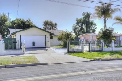 5733 Division St, San Diego, CA 92114 - #: 200010943