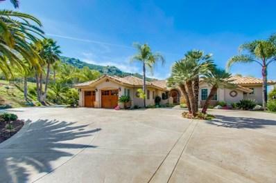 15730 Bowl Creek Rd., Poway, CA 92064 - #: 200011212