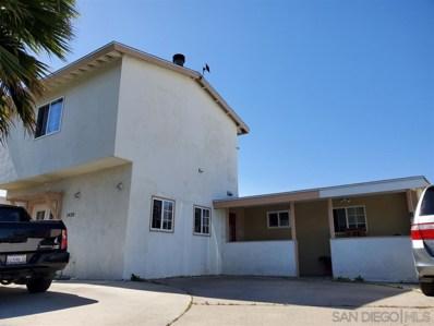 1420 Ebbs St, San Diego, CA 92114 - #: 200011416