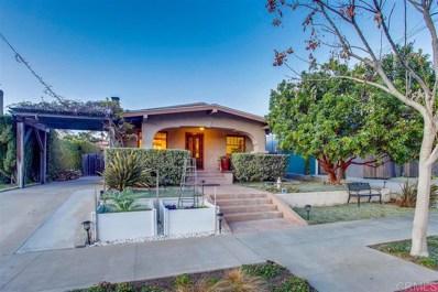 920 Sutter St, San Diego, CA 92103 - #: 200011653