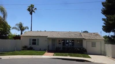 5210 Augustana Pl., San Diego, CA 92115 - MLS#: 200011981