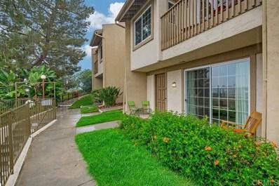 7700 Parkway Dr. UNIT 39, La Mesa, CA 91942 - #: 200012775