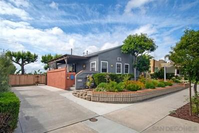 4140 33rd Street, San Diego, CA 92104 - #: 200013398