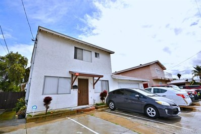 133 S Clairmont Ave, National City, CA 91950 - #: 200013685