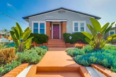 3693 Louisiana St., San Diego, CA 92104 - #: 200013769