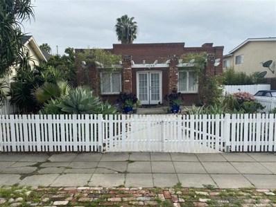 3043 Ivy St, San Diego, CA 92104 - #: 200013941