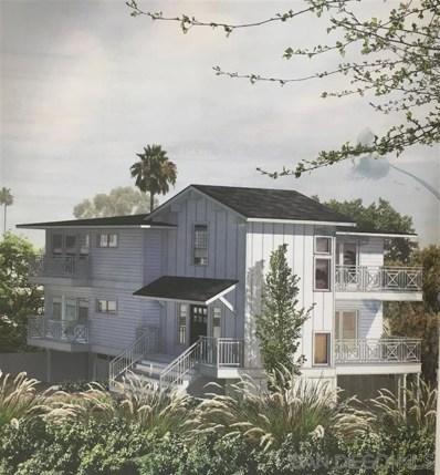 2833 Nutmeg, San Diego, CA 92104 - #: 200013986