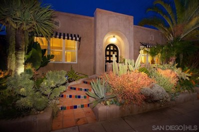 320 Robinson Ave, San Diego, CA 92103 - #: 200014155