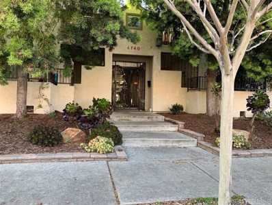 4740 34th Street UNIT 2, San Diego, CA 92116 - #: 200014280