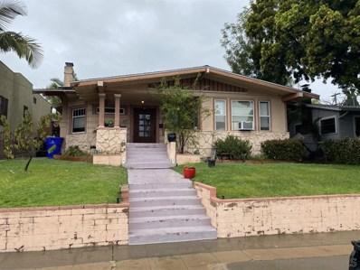 3036 Olive St, San Diego, CA 92104 - #: 200014490