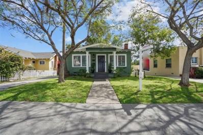 1911 31st St, San Diego, CA 92102 - #: 200014700
