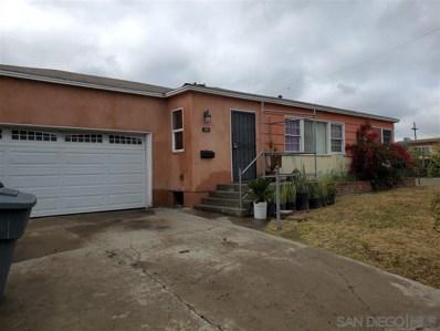 116 N T Avenue, National City, CA 91950 - #: 200015229