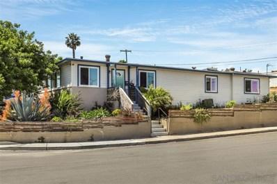 1834 Coolidge St, San Diego, CA 92111 - #: 200015677