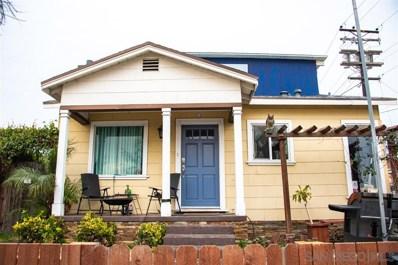 4247 Hamilton Street, San Diego, CA 92104 - #: 200015740