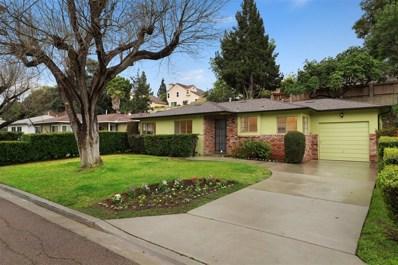 3268 Par Dr, La Mesa, CA 91941 - #: 200015758