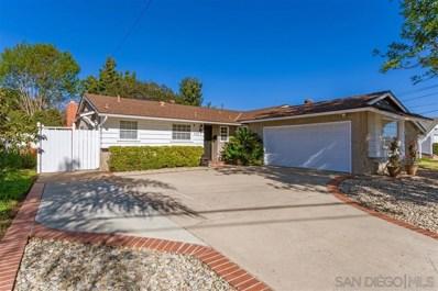 4722 Mount Gaywas Dr, San Diego, CA 92117 - #: 200015776