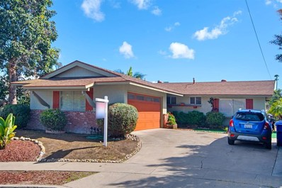 4565 Diane Way, San Diego, CA 92117 - #: 200015902