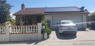 1334 Vinca Way, San Diego, CA 92114 - #: 200016122