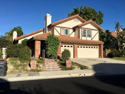 3379 Montagne Way, Thousand Oaks, CA 91362 - #: 217014347