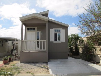 2082 Rodeo Court UNIT 52, Thousand Oaks, CA 91362 - #: 218000829