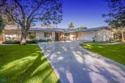 865 Valley High Avenue, Thousand Oaks, CA 91362 - #: 218001872