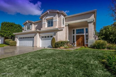 490 Krenwinkle Court, Simi Valley, CA 93065 - #: 218002085