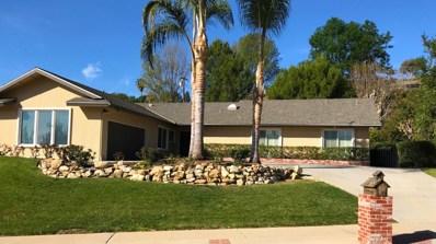 663 Camino Manzanas, Thousand Oaks, CA 91360 - #: 218002102
