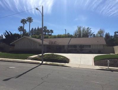 2116 Montrose Drive, Thousand Oaks, CA 91362 - #: 218002912