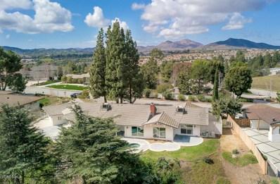 1172 Calle Elaina, Thousand Oaks, CA 91360 - #: 218003042
