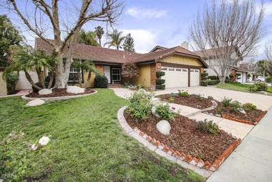 3419 Fayance Place, Thousand Oaks, CA 91362 - #: 218003307