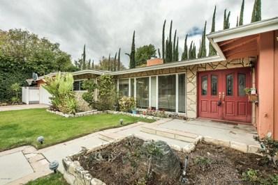 18823 La Amistad Place, Tarzana, CA 91356 - #: 218003319