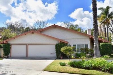 1597 Via Bajada, Thousand Oaks, CA 91360 - #: 218003401