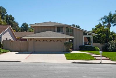 464 Sundance Street, Thousand Oaks, CA 91360 - #: 218003589